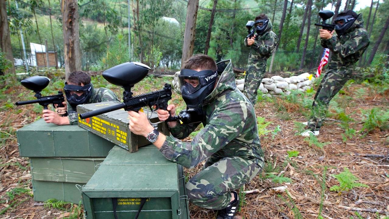 ADRENALICIA PAINTBALL